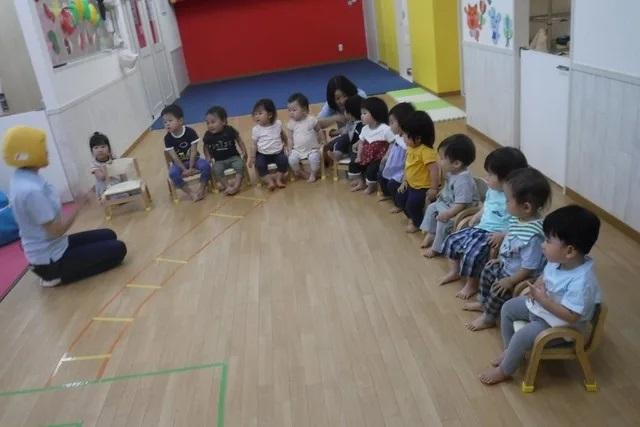 避難訓練 レイクタウン保育室 ポコ・ア・ポコ